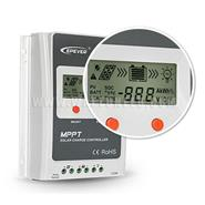 MPPT regulator tracer 10A, 1210A LCD