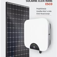 Solarni panel Sole Extreme 280W 60 cells