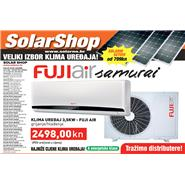 FUJI AIR Samurai 3,5KW TOP PONUDA!